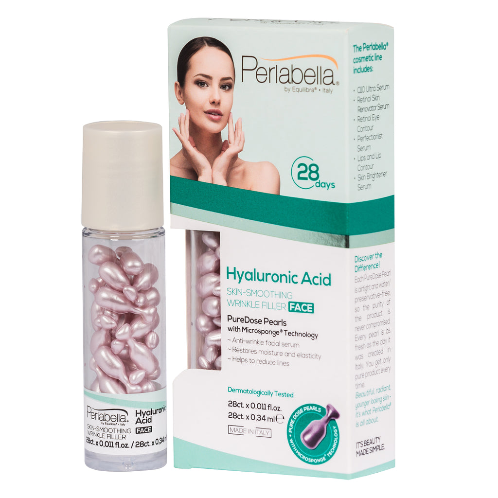 Perlabella Hyaluronic Acid - U-Beauty
