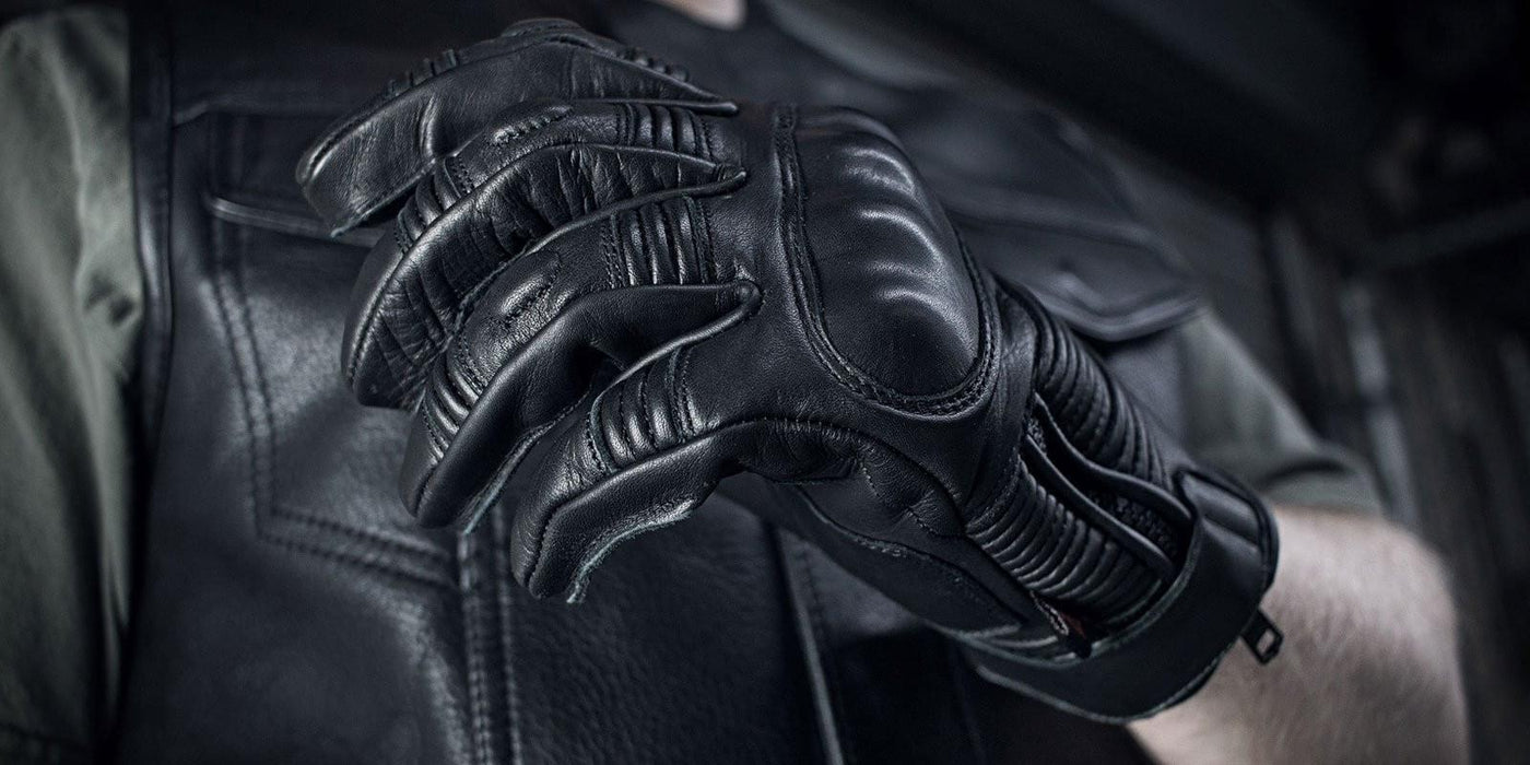 Motorcycle Gloves | Zara Leather - Designer Fashion and Motorcycle Apparel