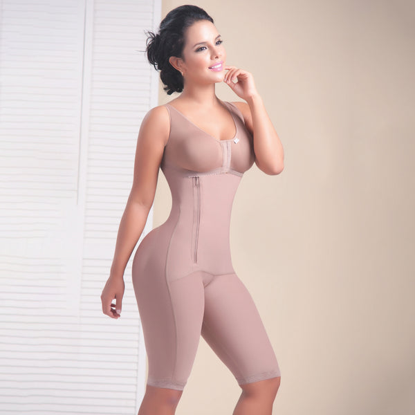 Side zipper bodysuit