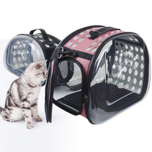 Load image into Gallery viewer, Clearview Pet Shoulder Carrier Pack L size suitable for small dogs
