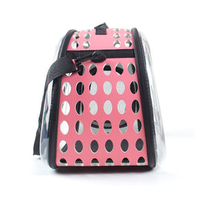 Clearview Pet Shoulder Carrier Pack L size suitable for small dogs