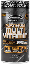 Load image into Gallery viewer, MuscleTech Advanced Daily Multivitamin for Men & Women
