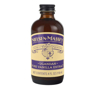 Nielsen-Massey Ugandan Pure Vanilla Extract, with Gift Box, 4 ounces