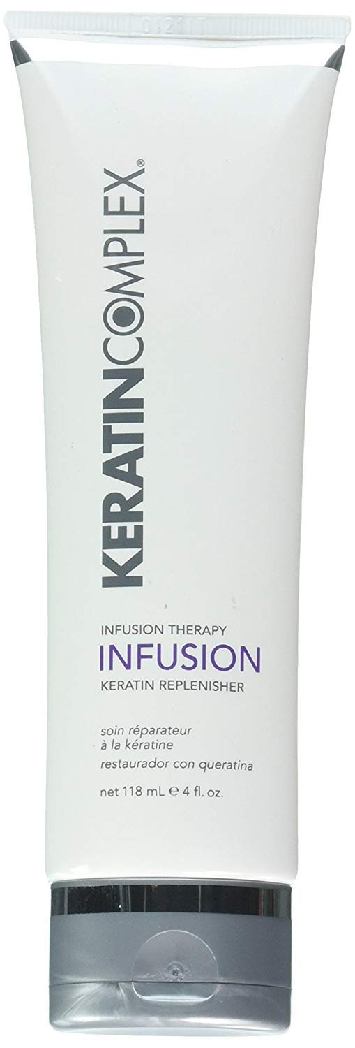 Keratin Complex Infusion Keratin Replenisher Therapy, 4.0 Fluid Ounce