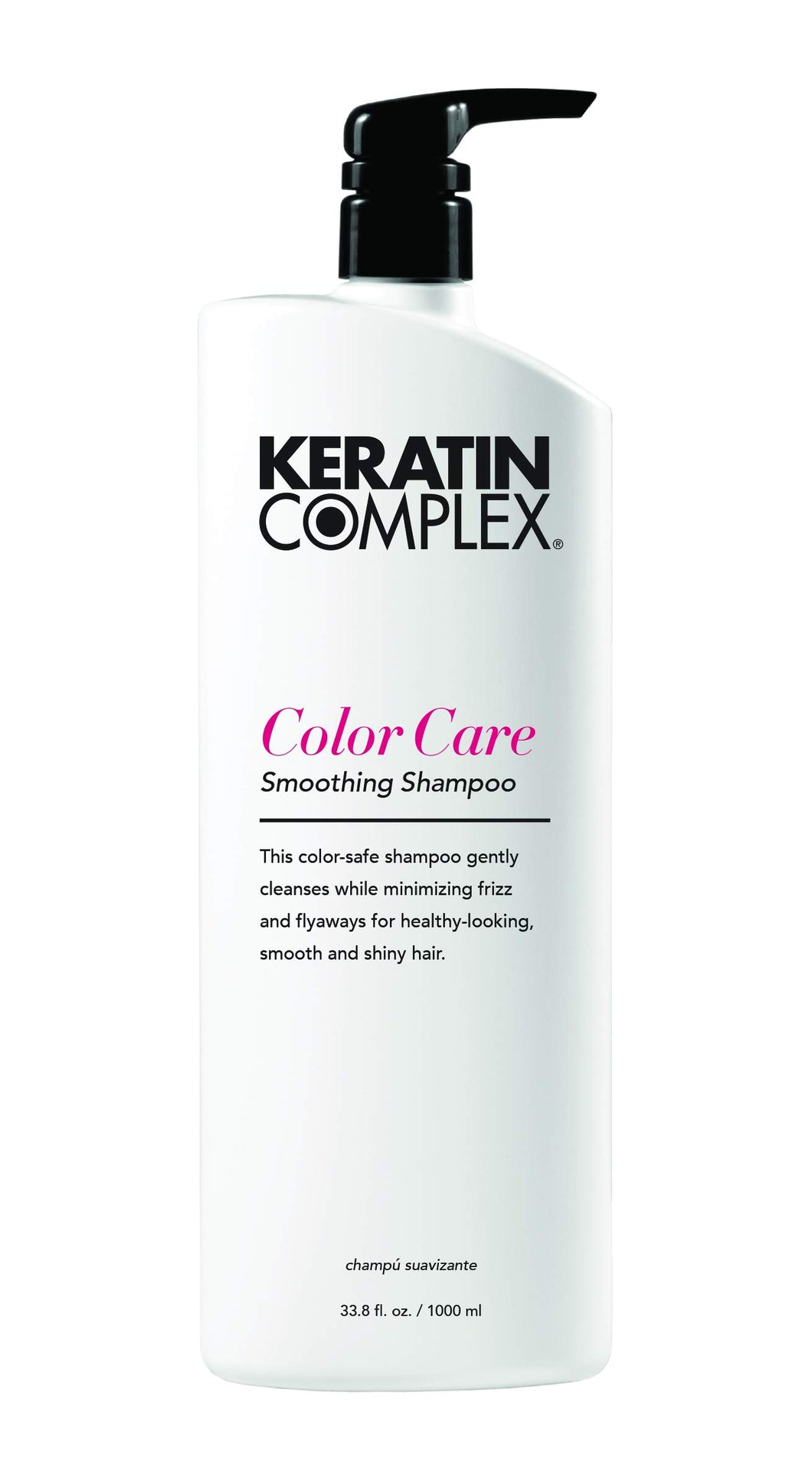 Keratin Complex Color Care Smoothing Shampoo, 33.8 oz