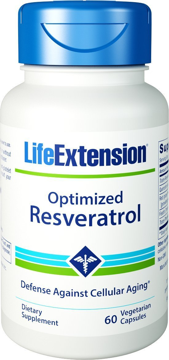 Life Extension Optimized Resveratrol