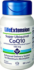 Life Extension Super Ubiquinol COQ10