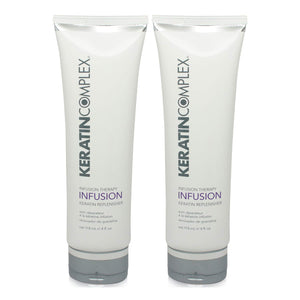 Keratin Complex Infusion Therapy Keratin Replenisher 4 Oz 2 pack