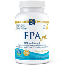 Load image into Gallery viewer, Nordic Naturals - EPA Xtra, Promotes Mood and Heart Health, and Optimal Immune Function, 60 Soft Gels