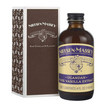 Load image into Gallery viewer, Nielsen-Massey Ugandan Pure Vanilla Extract, with Gift Box, 4 ounces