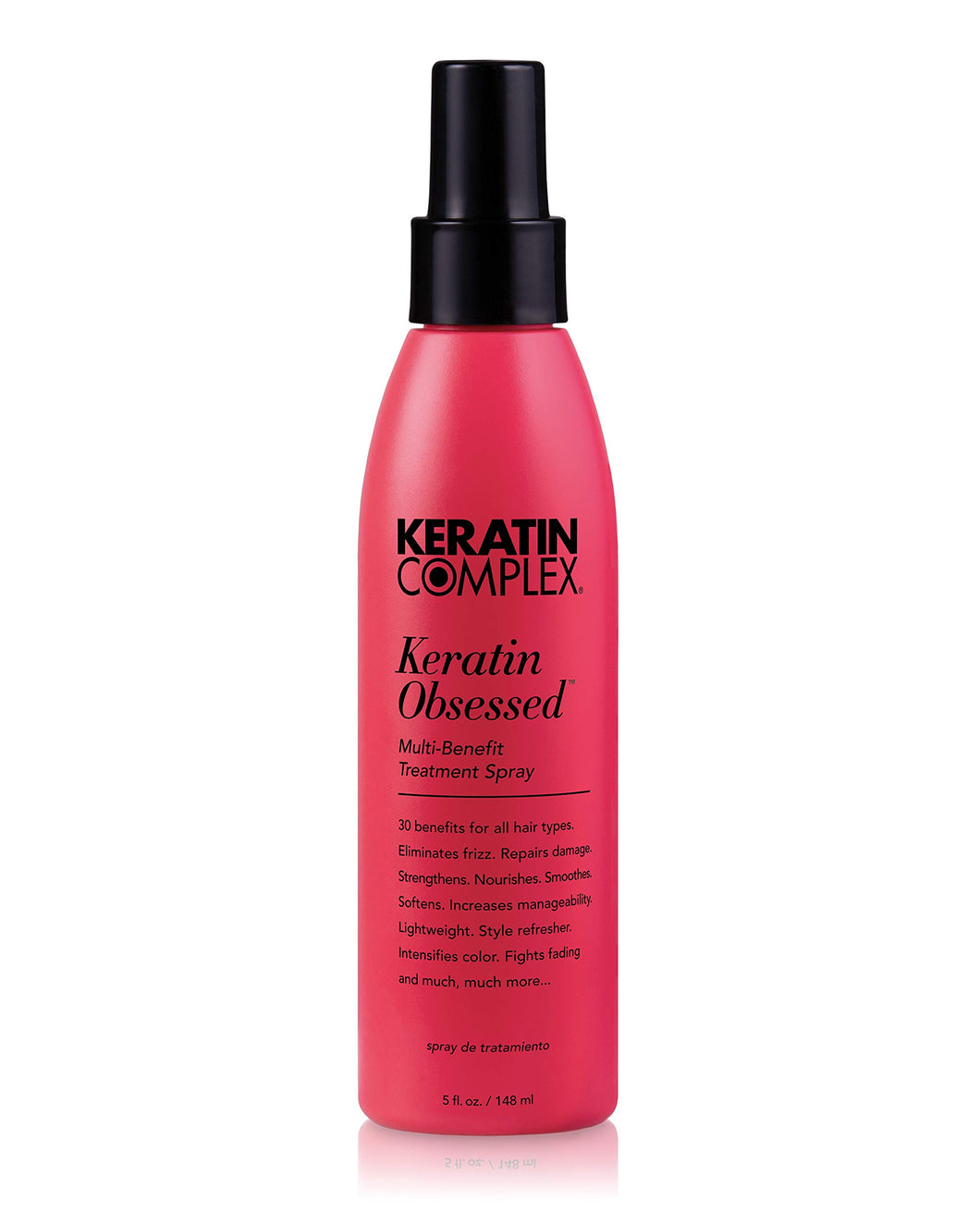 Keratin Complex Keratin Obsessed Multi-Benefit Treatment Spray, 5oz