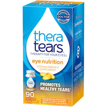 Load image into Gallery viewer, TheraTears 1200mg Omega 3 Supplement for Eye Nutrition