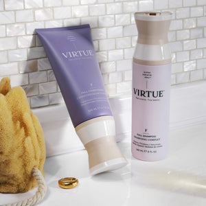 VIRTUE Full Shampoo 8 FL OZ | Volumizing Shampoo | Thickens, Volumizes