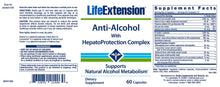 Load image into Gallery viewer, Life Extension Anti-Alcohol