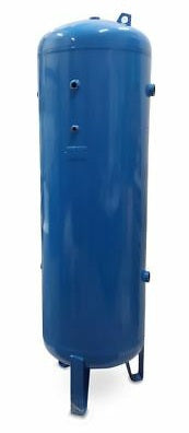 2236100970 ABAC Painted Vertical Air Receiver 100 litre