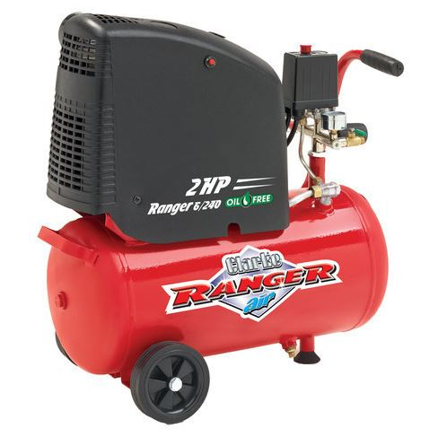 2242010 RANGER 6/24 O/F 2HP 24LTR DIRECT/DR COMPRESSOR