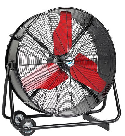 "3231705 Clarke CAMAX30 30"" Inch Extra High Output Drum Fan"