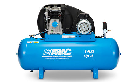 4116024539 ABAC PRO A39B 150 FT3 - Three Phase Piston Compressor