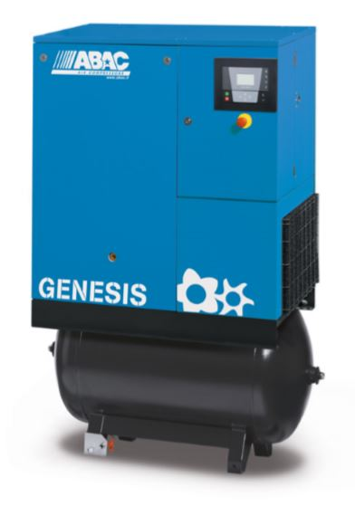 Genesis Screw Compressor C55 5.5kW 10Bar 7.5HP 270Ltr