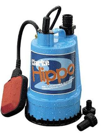 "7230024 Clarke 1"" Water Pump with float switch - Hippo 2A"