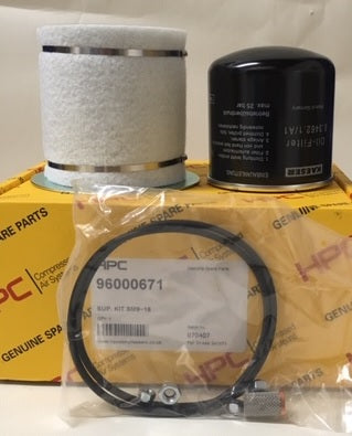 96000671 Supplementry Service Kit - OEM HPC KAESER SM9 SM12 SM15