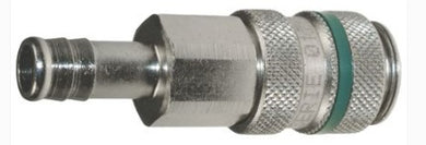 CP17-10 PARKAIR SERIES 17 COUPLING MALE BARB HOSE TAIL 1/4, 5/16, 3/8, 1/2