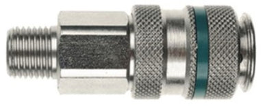 CP17-11 PARKAIR SERIES 17 COUPLING MALE THREAD 1/4, 3/8, 1/2
