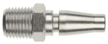CP17-51 PARKAIR SERIES 17 PLUG HALF NIPPLE BSP MALE 1/4, 3/8,