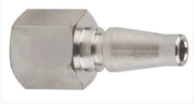 CP17-52 PARKAIR SERIES 17 PLUG HALF NIPPLE BSP FEMALE 1/4, 3/8, 1/2