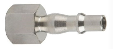 CP19-52 PARKAIR SERIES 19 PLUG HALF NIPPLE BSP FEMALE 1/4, 3/8, 1/2