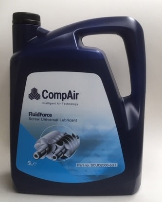 SCUO2000-5N OEM COMPAIR FLUIDFORCE SCREW UNIVERSAL 5LTR (SCUO2000-5GT)