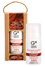 REVITALIZING SERUM WITH VIT. A + E + C VITAO