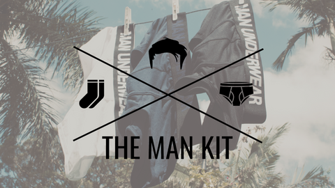 The Man Kit! (Best Seller)