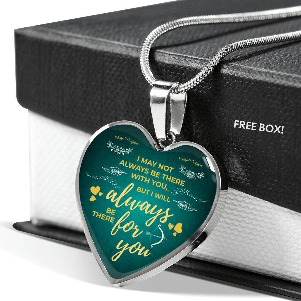 ShineOn Fulfillment Jewelry Always Be There For You Necklace