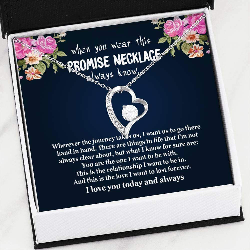 ShineOn Fulfillment Jewelry Always Love You Forever Necklace