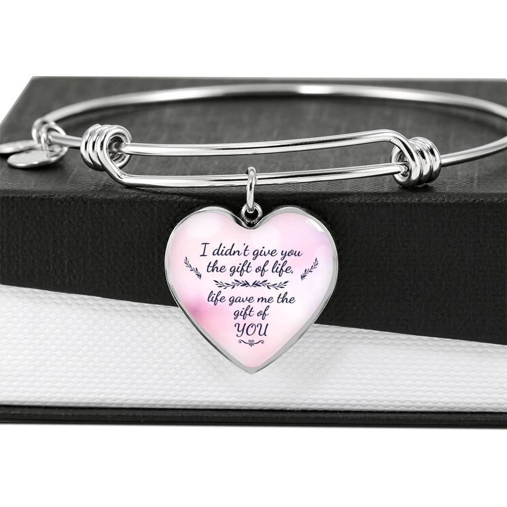 ShineOn Fulfillment Jewelry Gift Of Life Bangle