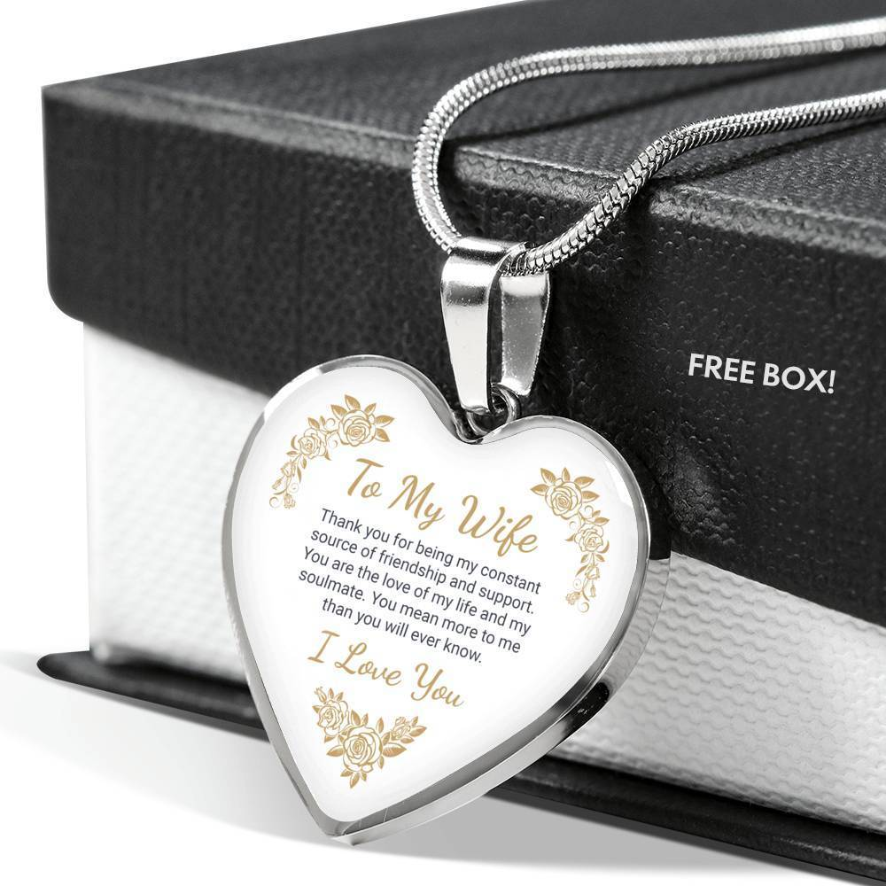 ShineOn Fulfillment Jewelry Love Of My Life Necklace