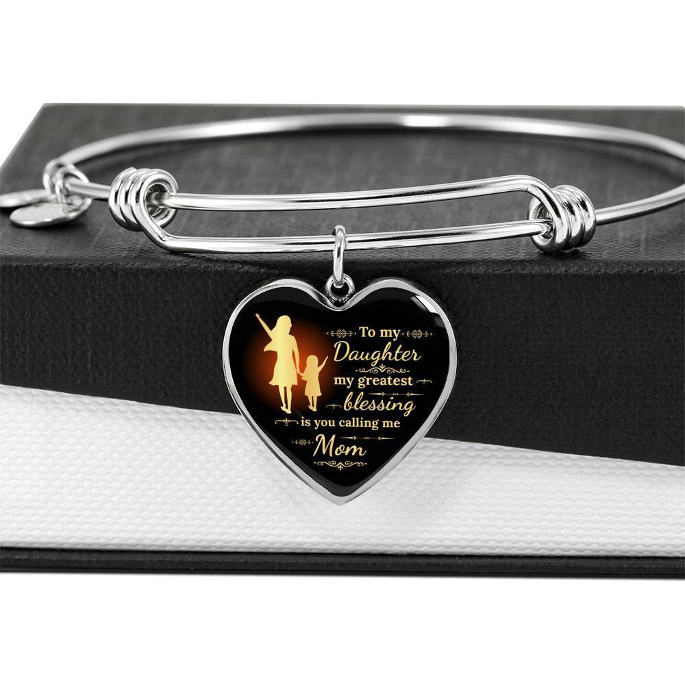 ShineOn Fulfillment Jewelry My Greatest Blessing Bangle