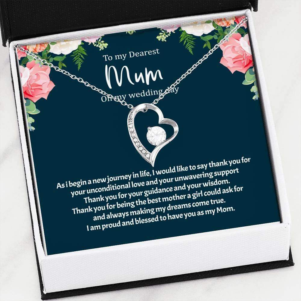 ShineOn Fulfillment Jewelry Unconditional Love Forever Necklace