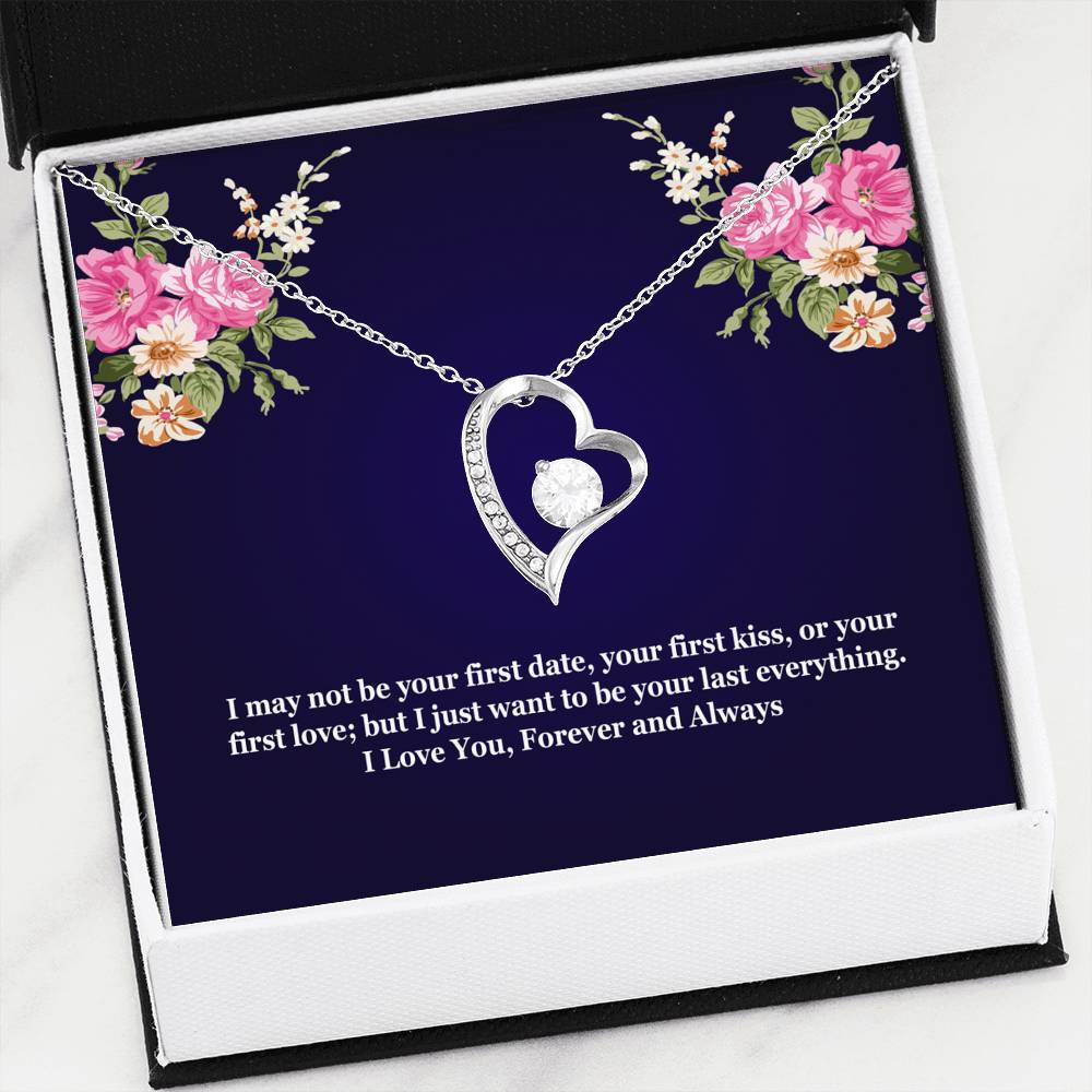 ShineOn Fulfillment Jewelry Your Last Everything Forever Necklace