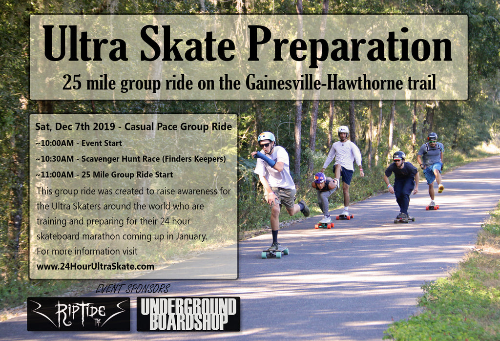 Ultra Skate Preparation 1