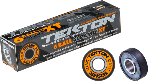 Tekton 6-Ball XT Ceramic Classic Bearings