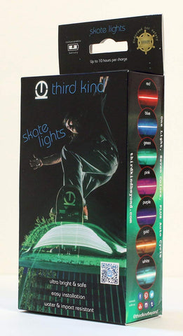 Third Kind Beyond - Board Lights