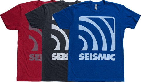 Men's Short-Sleeve Seismic T-Shirt