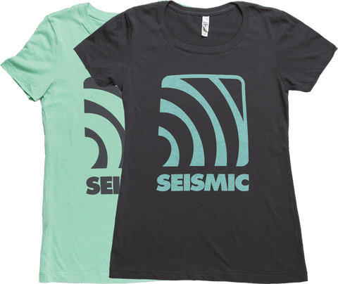 Women's Short-Sleeve Seismic T-Shirt