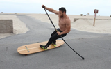 Street Sweeper Land Paddle MEDIUM CUSTOM SSUP