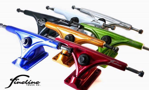 Fineline Longboard Trucks (Pair)