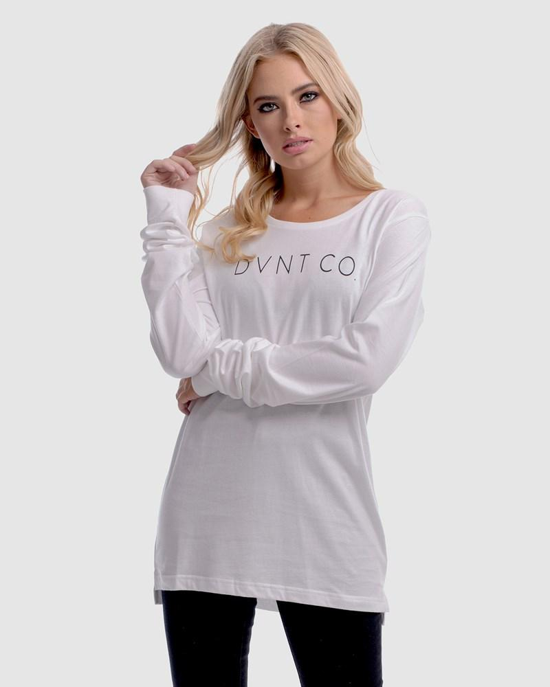 The Co Long Sleeve - White
