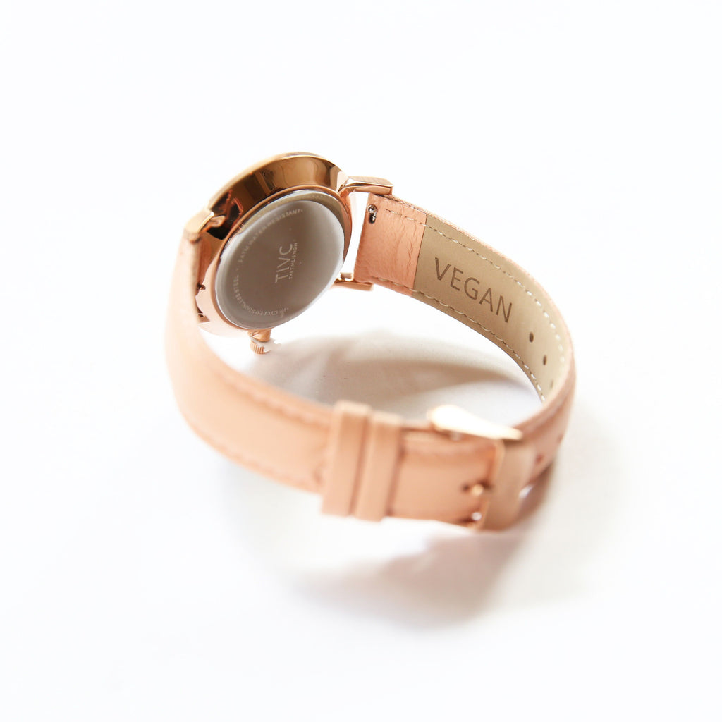 36mm Rose Gold | Pink Band