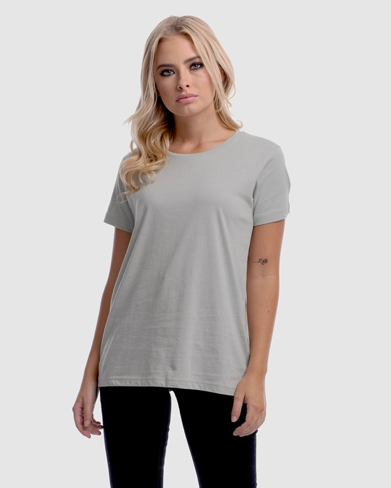 Womens Devoid Standard Tee - Mint